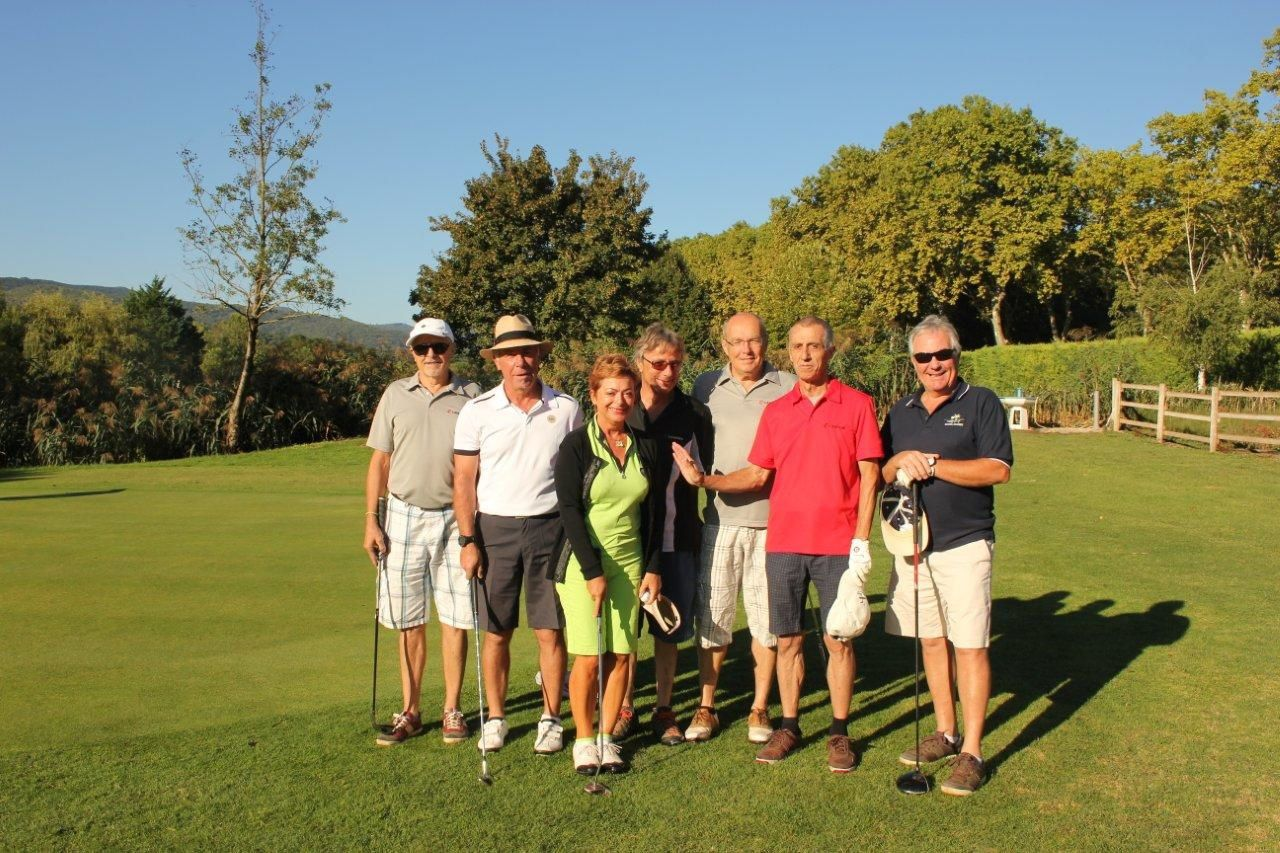 2015 09  - Compétitions Corporate - Golf Seniors - Cameron