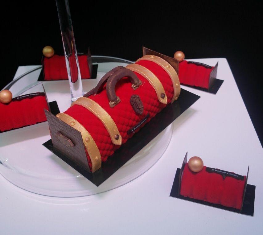 Rouge Couture de l'hôtel Le Richemond