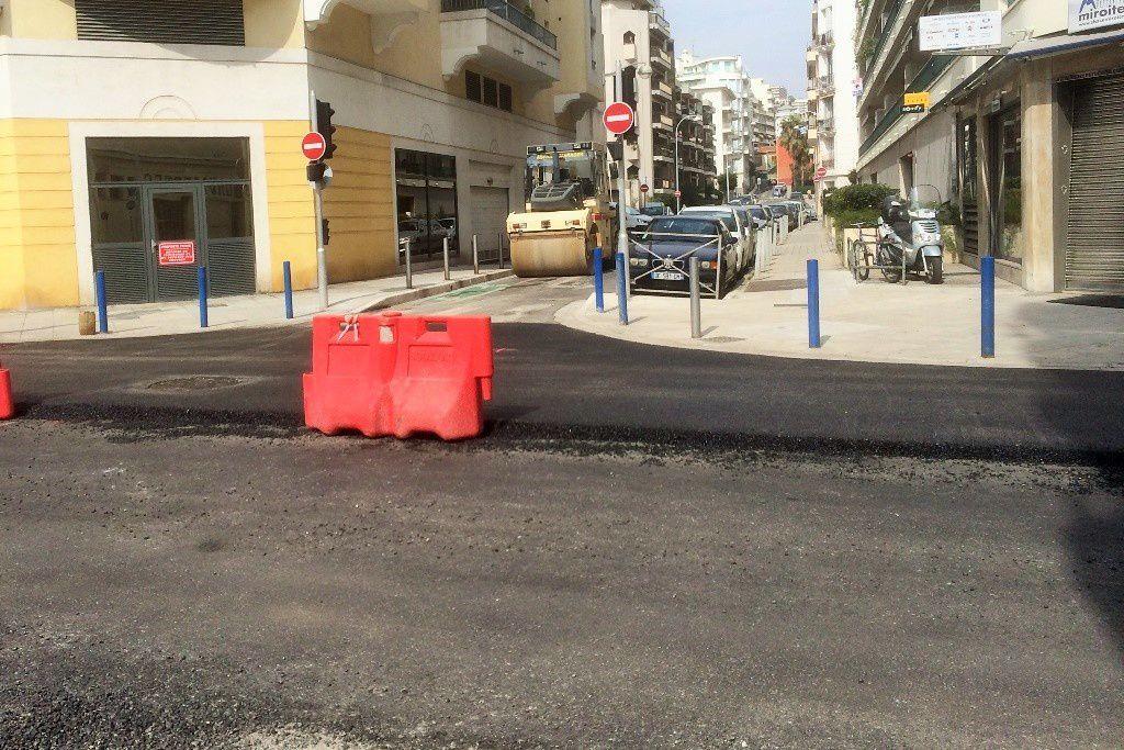 angle rue des Potiers / rue Bottéro