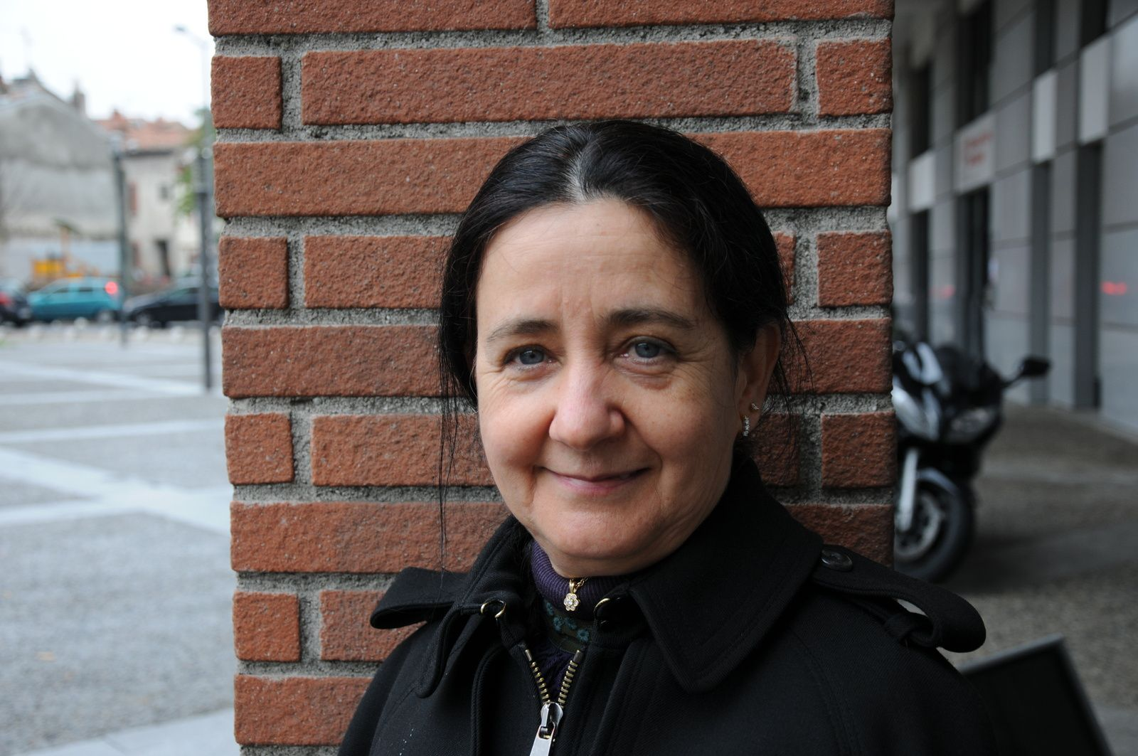 Elisabeth Belaubre (crédit photo Christelle Dameron)