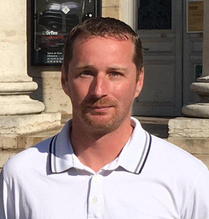 Sébastien Héroguelle est le nouveau Délégué Régional Bourgogne-Franche Comté.
