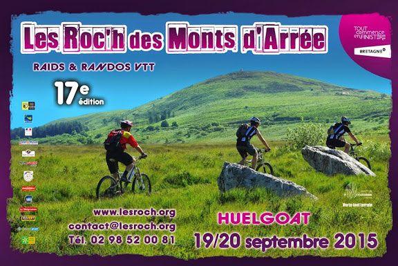 Les Roc'h des Monts d'arrée 19 et 20 septembre