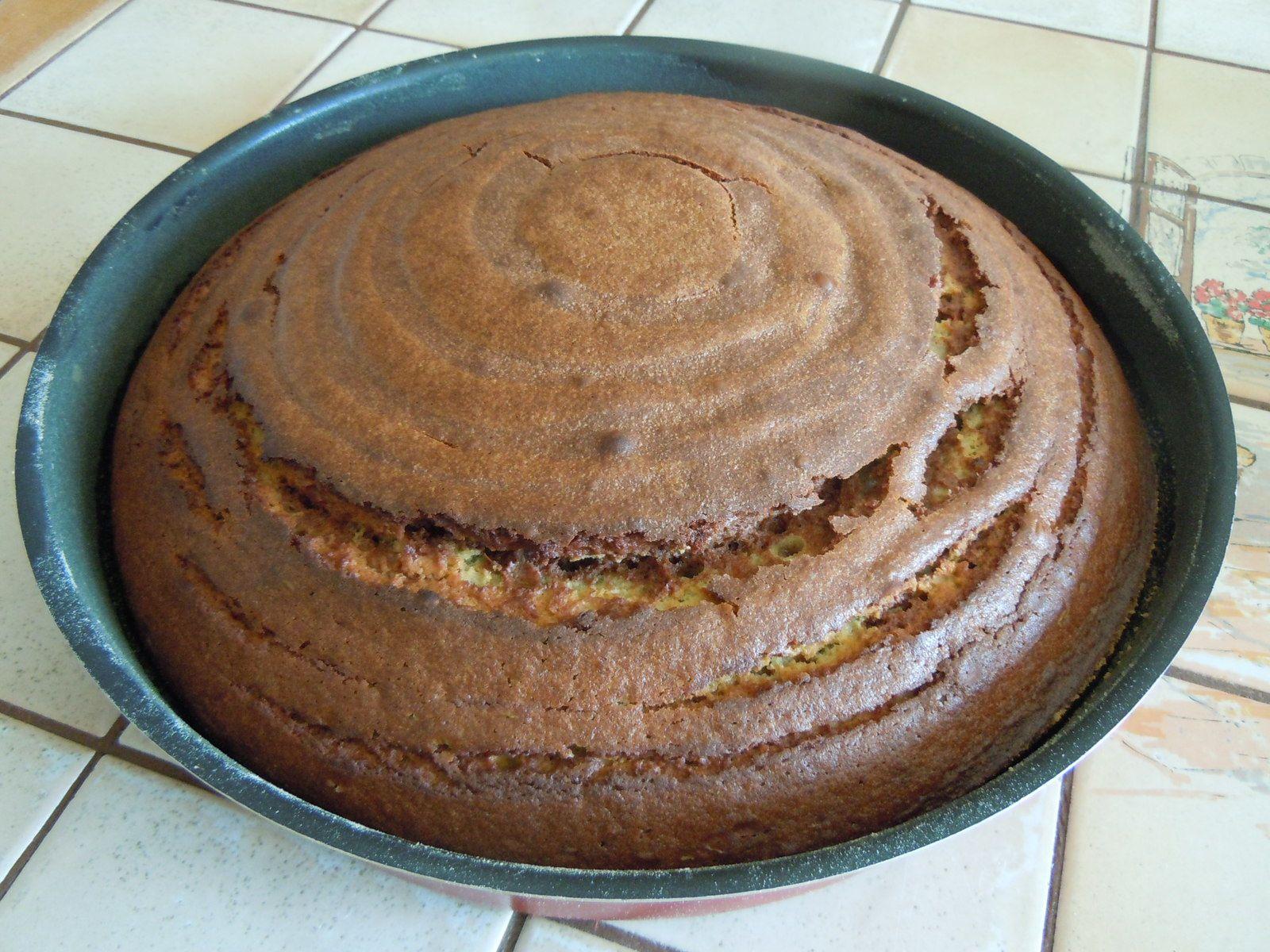 Zebra cake Vahiné (testée il y a peu)