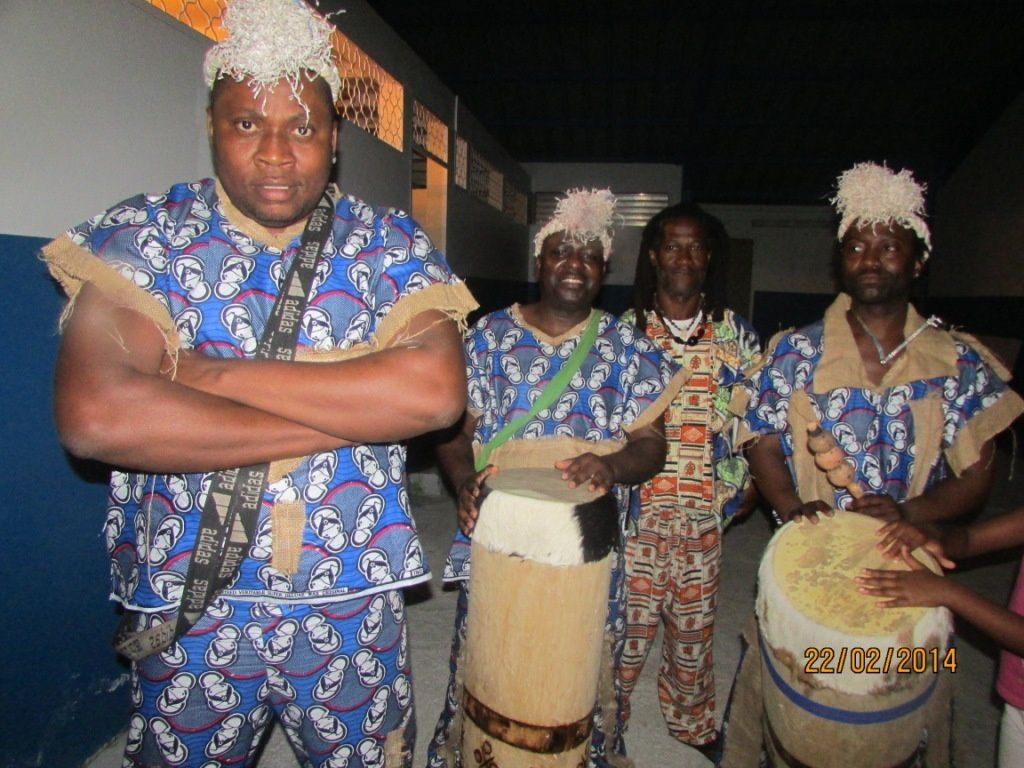 Quelques photos des différentes manifestations d'Africa Walla en Guadeloupe