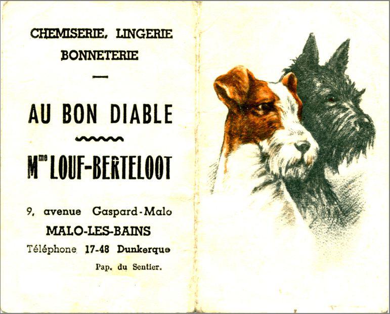 Malo-les-Bains: &quot&#x3B;Au Bon Diable&quot&#x3B;