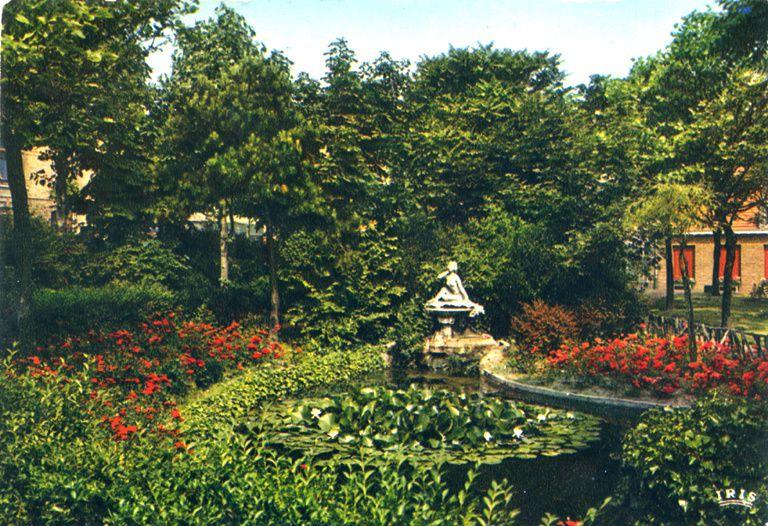 Malo-les-Bains: le parc