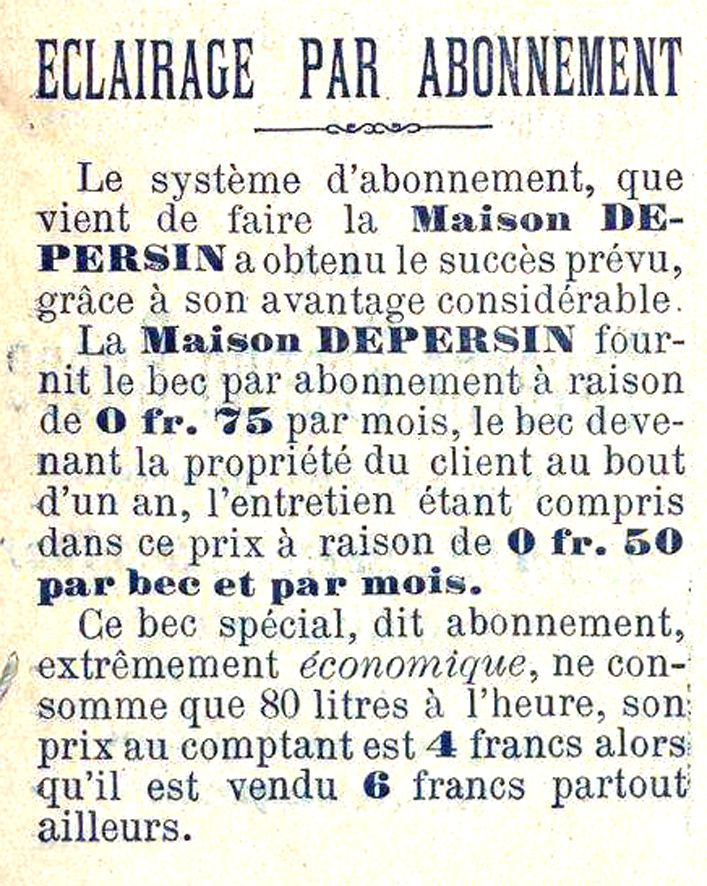 "Journal ""La pichenette"" 1905"