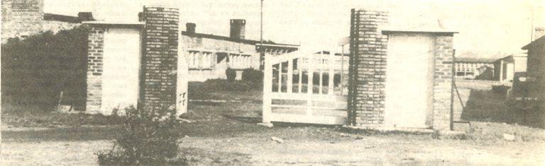 Entrée principale du Centre (photo la Voix du Nord)