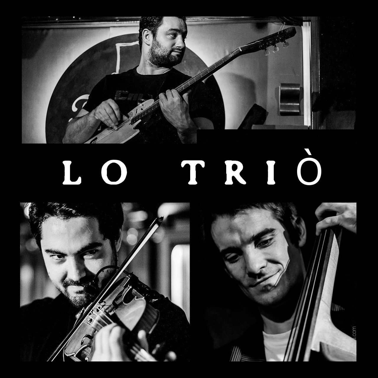 Vendredi 25 avril 2014 21H30 Concert  Lo Trio Jazz
