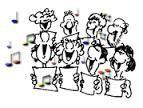 Vendredi 19 décembre 2014 à 21 heures 30 CHANTS DE NOEL DE LA CHORALE  &quot&#x3B;LA CLE DES CHANTS&quot&#x3B;