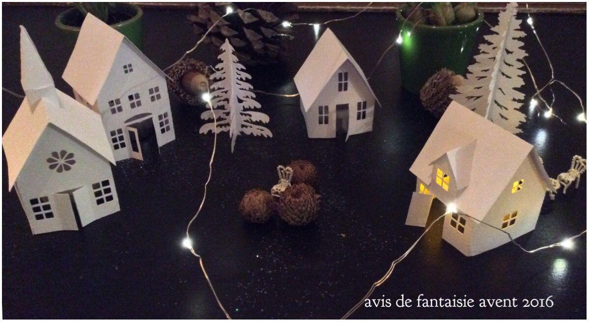 Village de l'Avent...