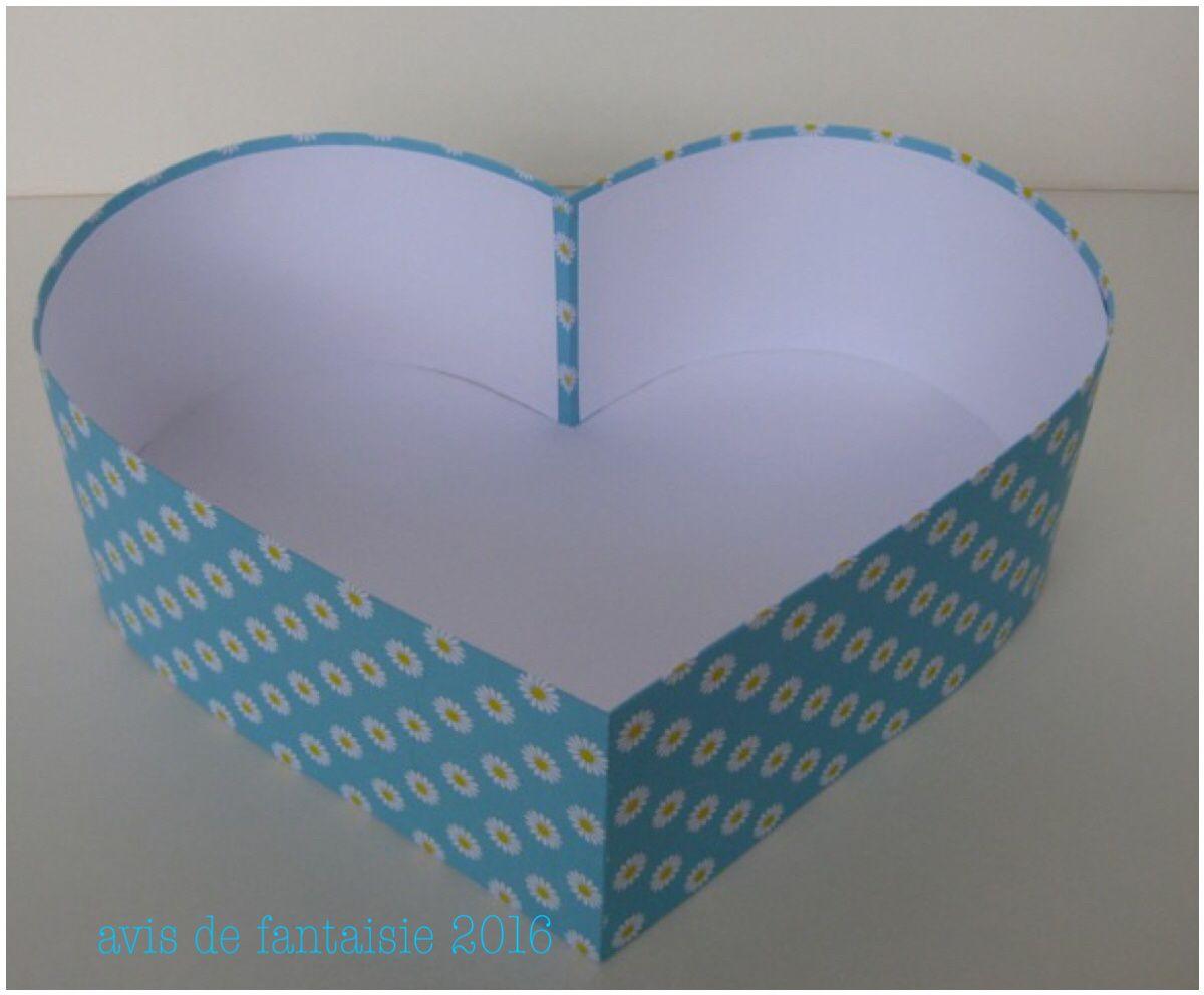 Tuto de la boîte cœur