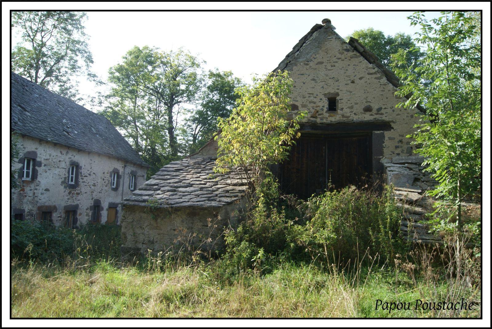 Le moulin de La Rochette