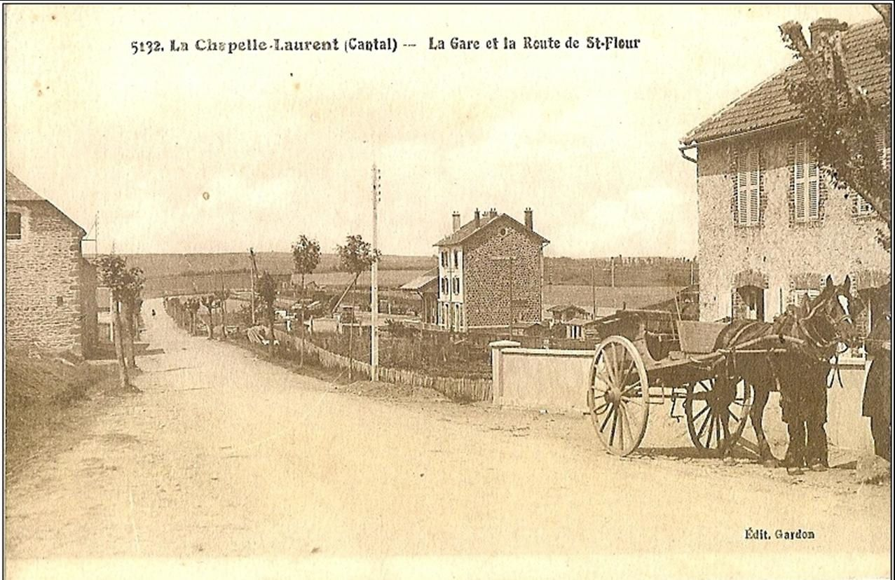 La chapelle-Laurent