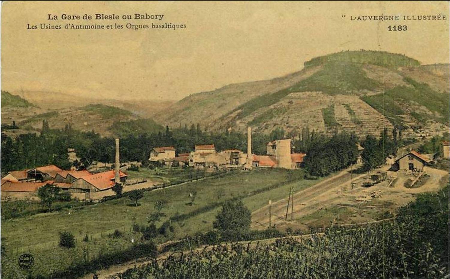 Le Babory de Blesle