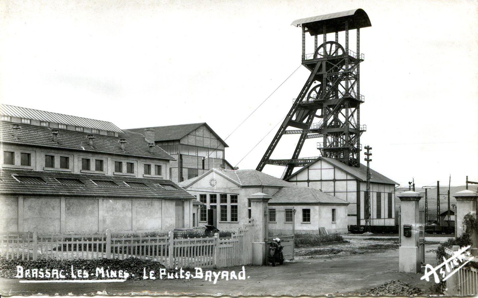Les mines du bassin de Brassac: Bayard