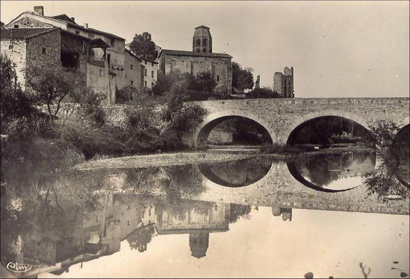 Auvergne hydraulique: La Senouire