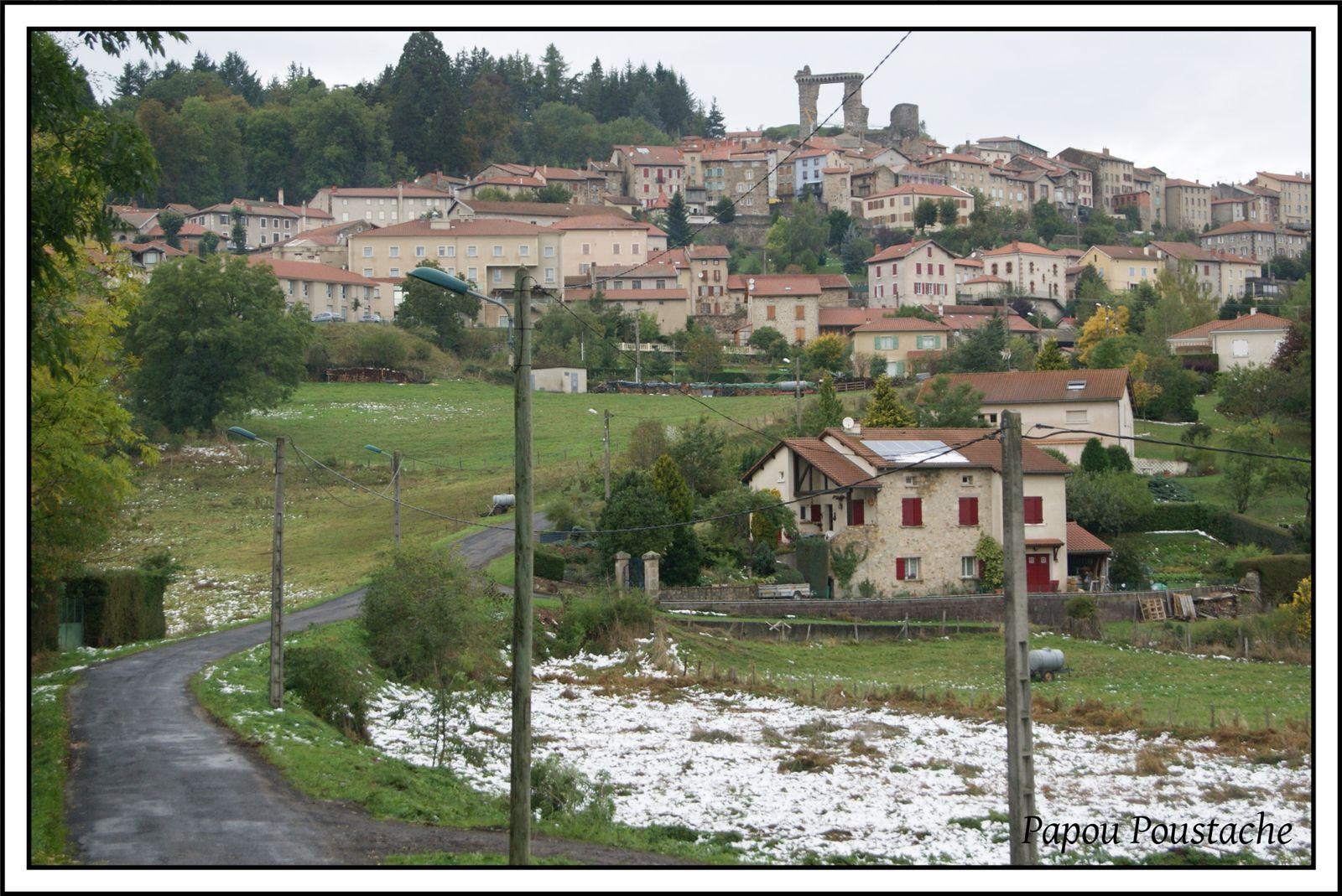 Les villages de Haute-Loire:Allégre