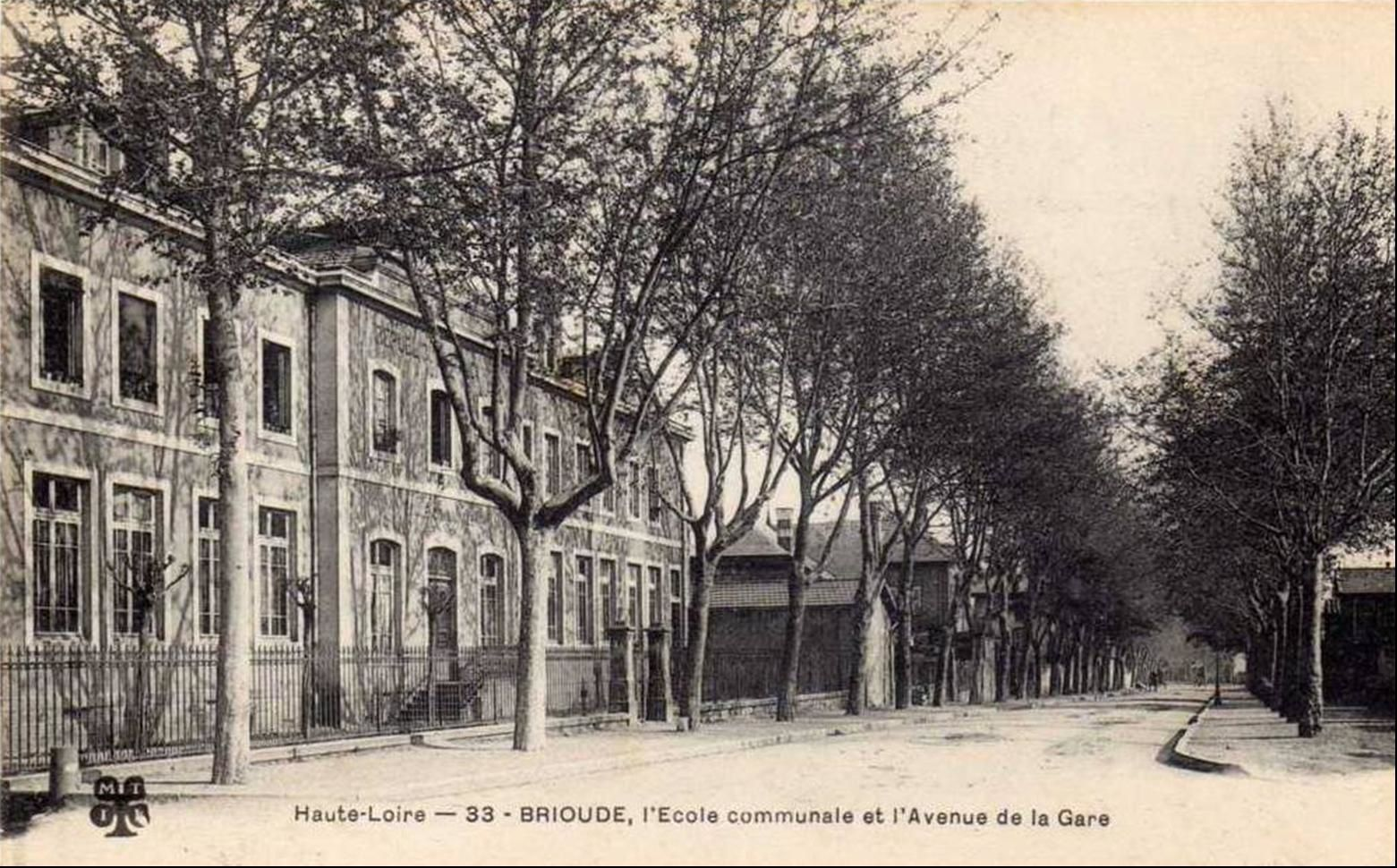 Les villes de Haute-Loire: Brioude