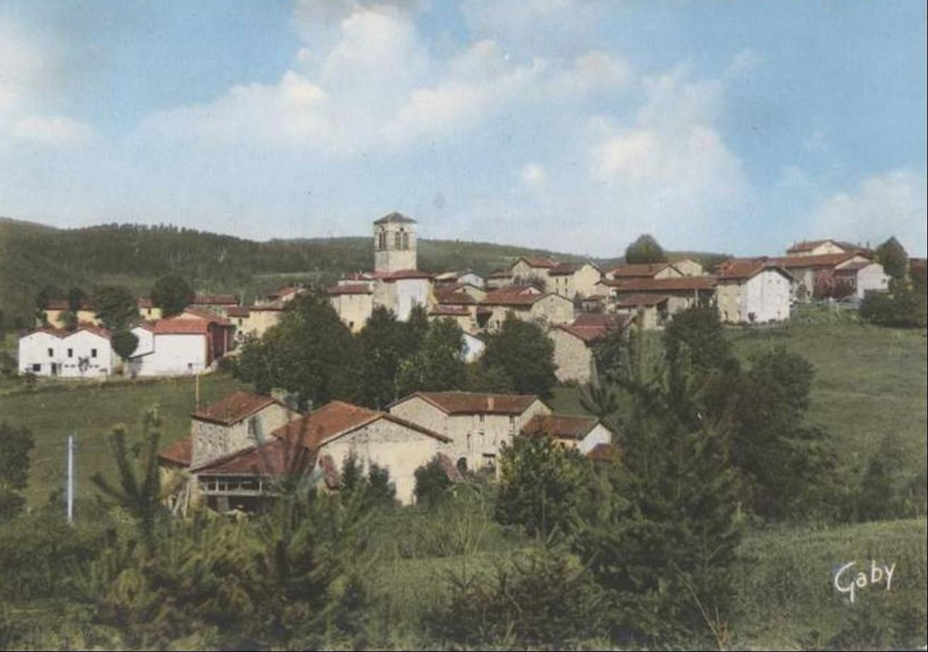 Les villages du Puy de Dome: Fayet-Ronaye