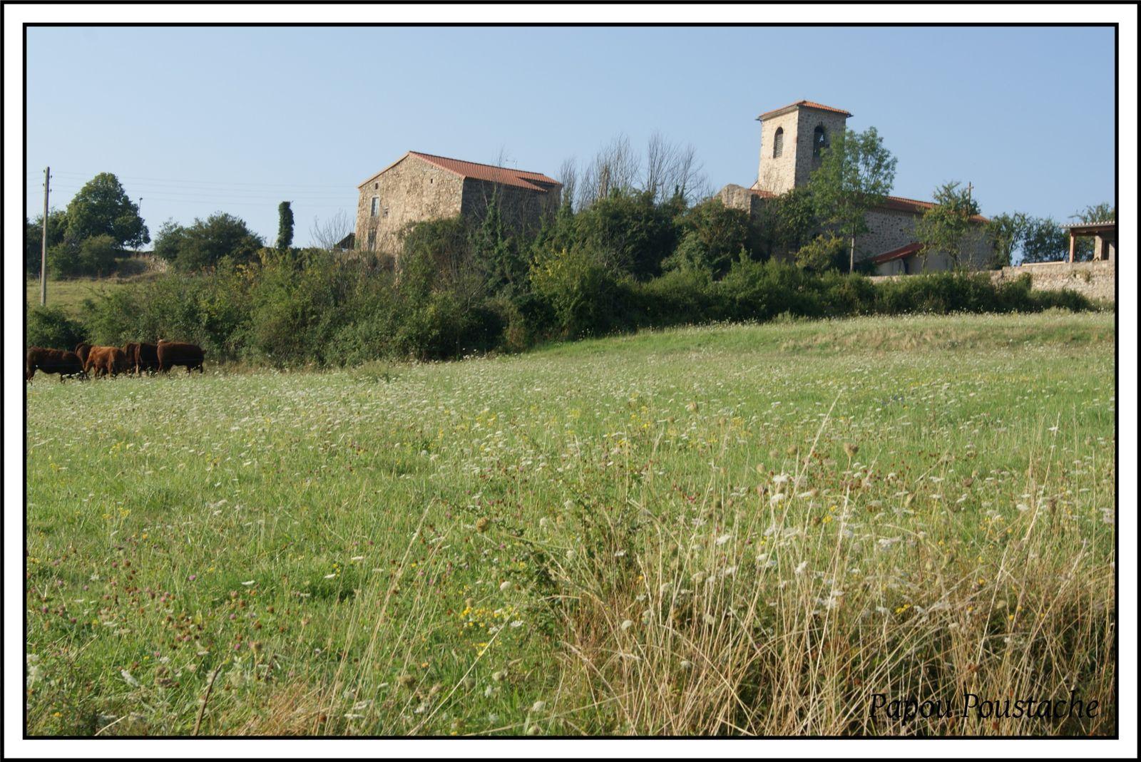 Les villages de Haute-Loire: St Géron