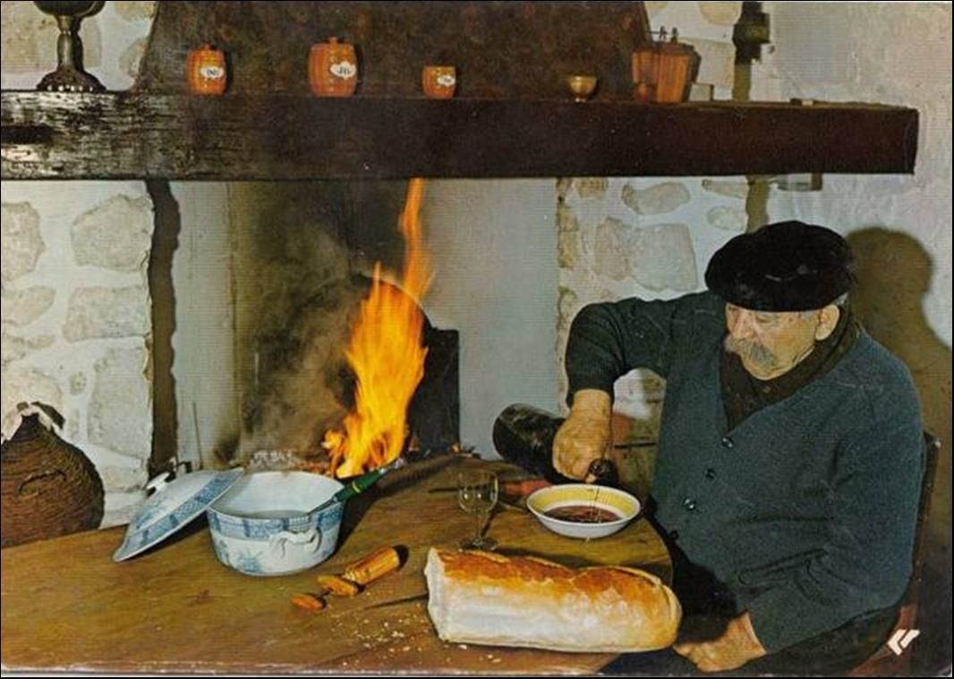 Auvergne des traditions:  Faire Chabrot