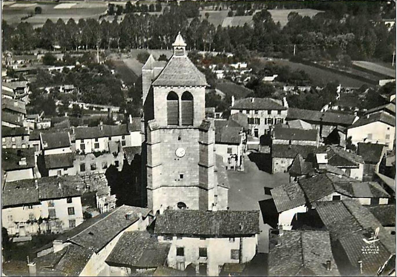 Les villages du Puy de Dome:Marsac en Livradois