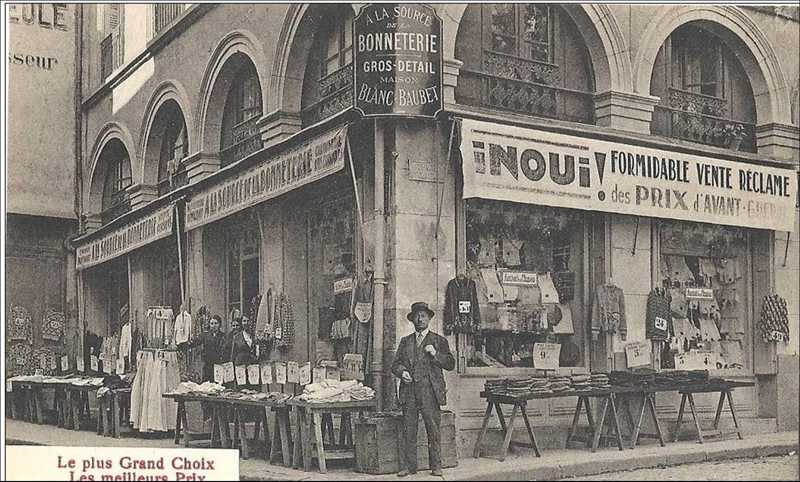 Un peu d'histoire du Puy en Velay