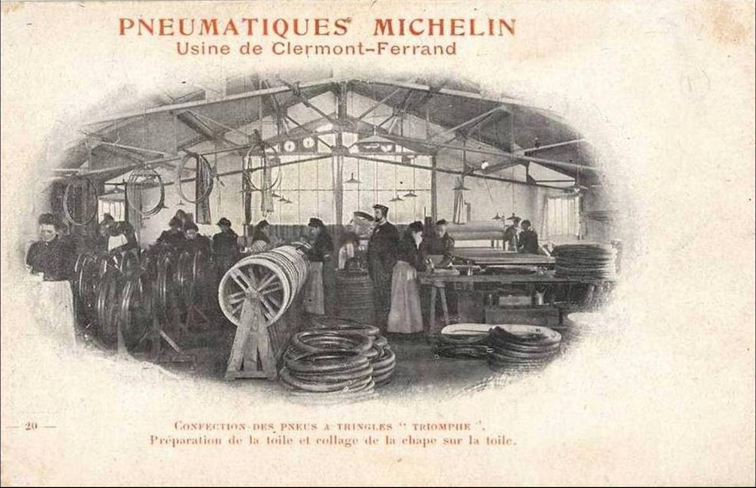 Les ateliers et ouvriers