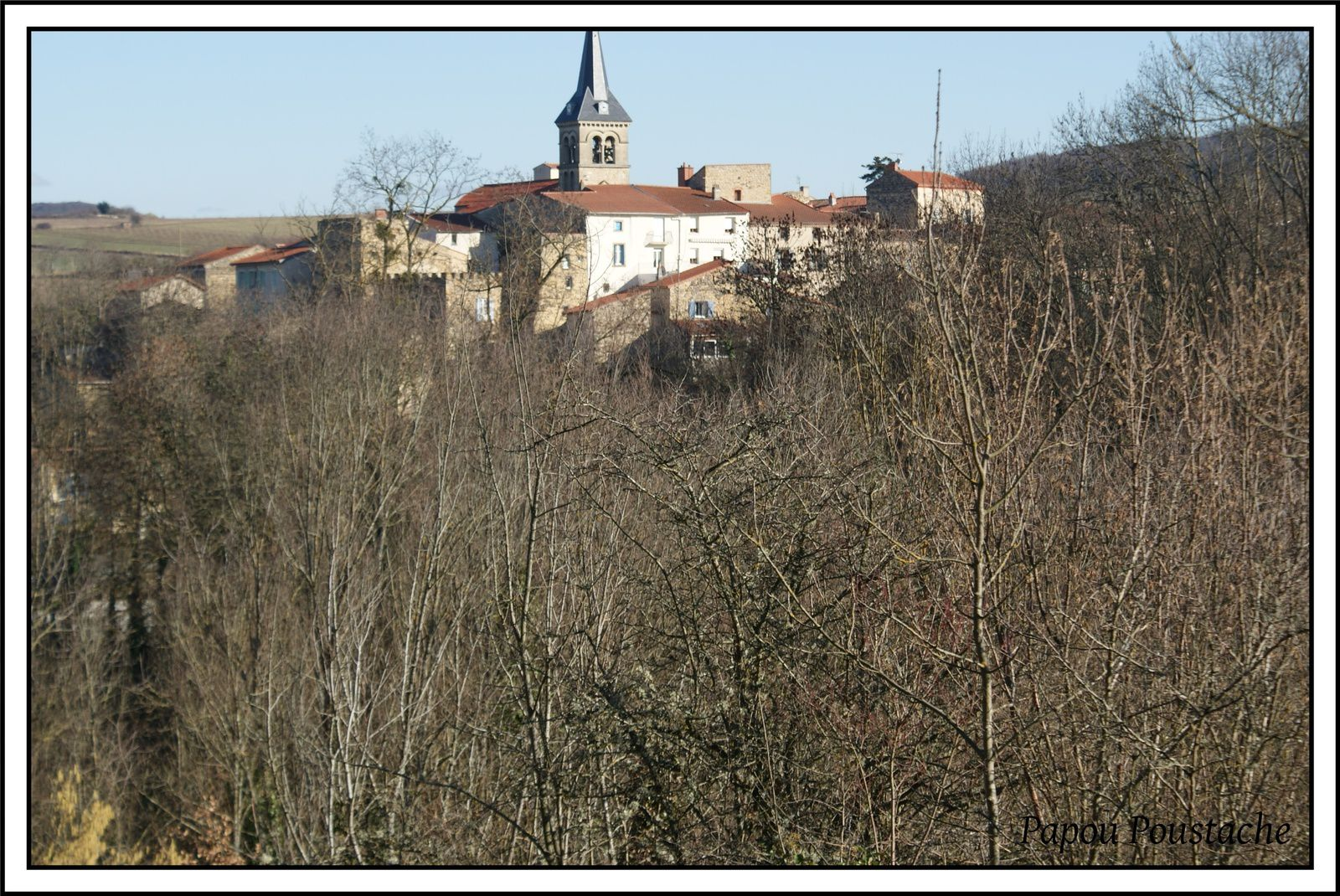 Les villages du Puy de Dome:Chadeleuf