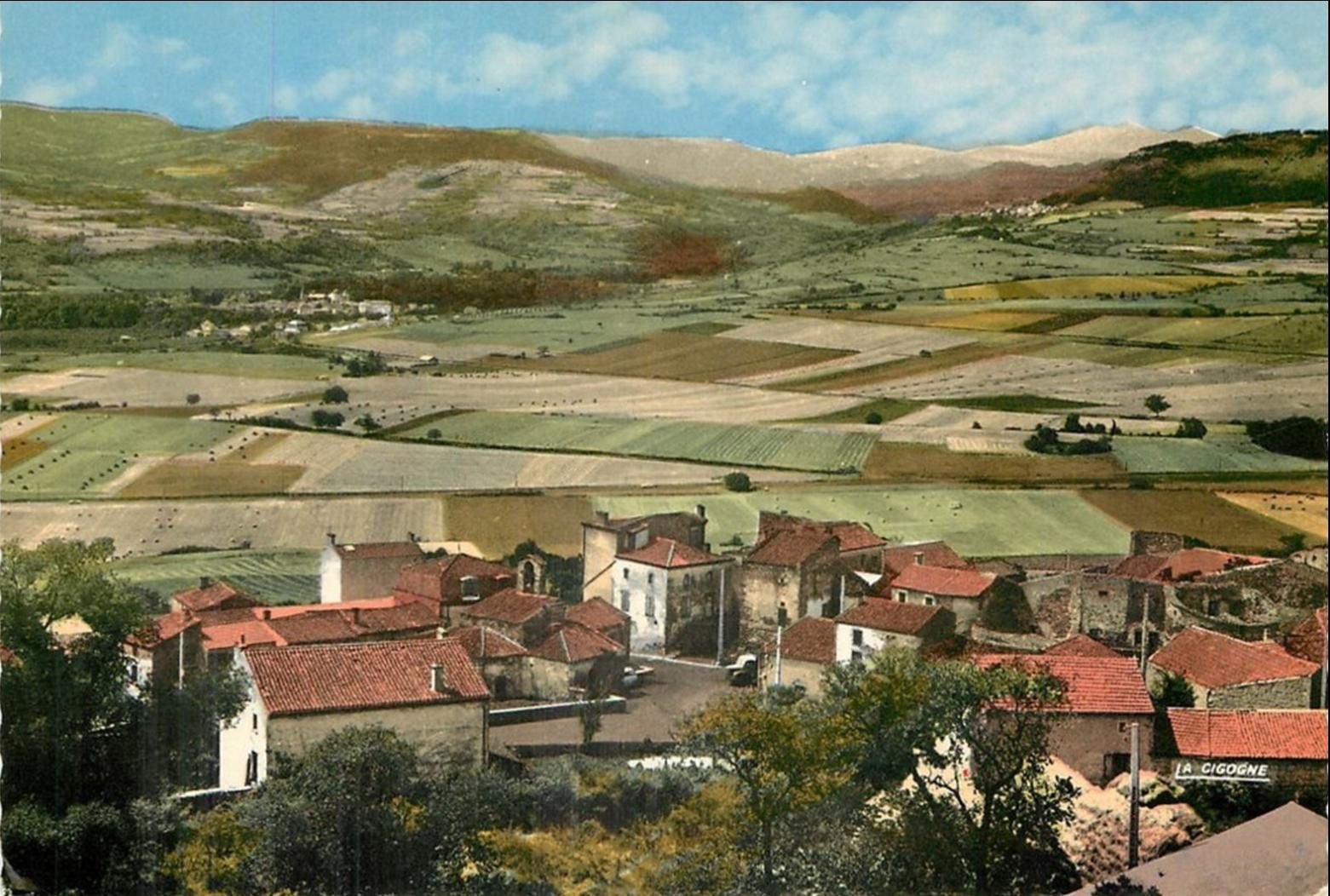 Les villages du Puy de Dome: Pardines