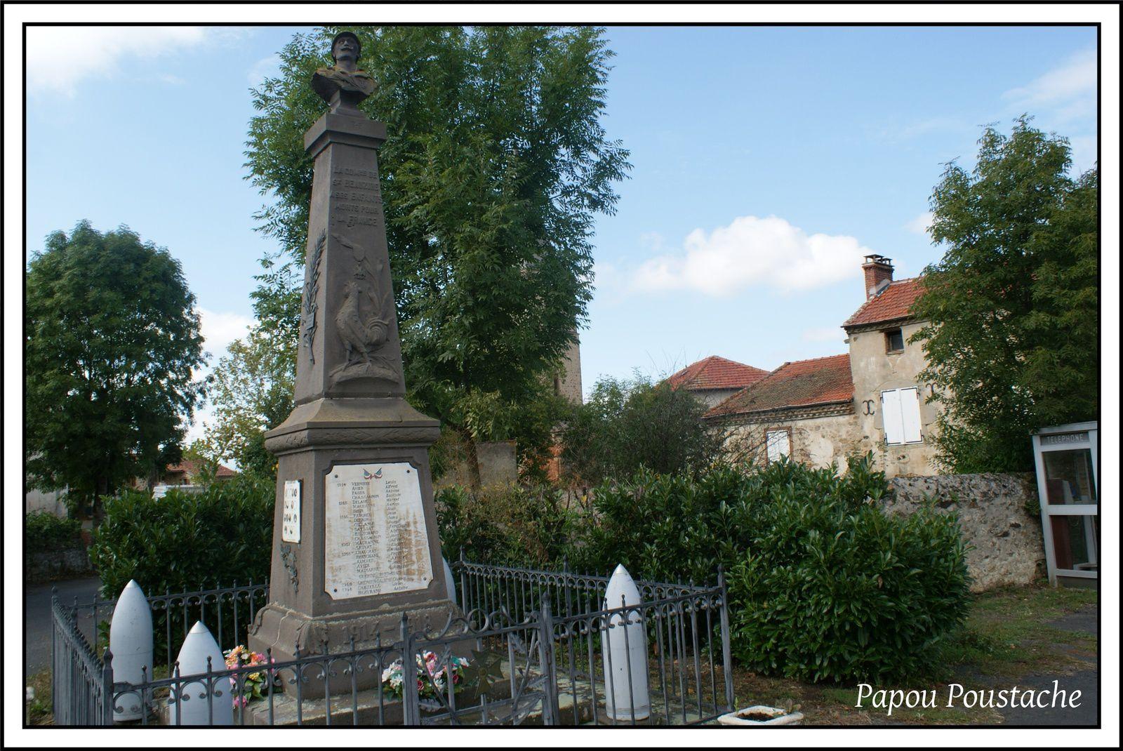 Les villages de Haute-Loire: St Beauzire