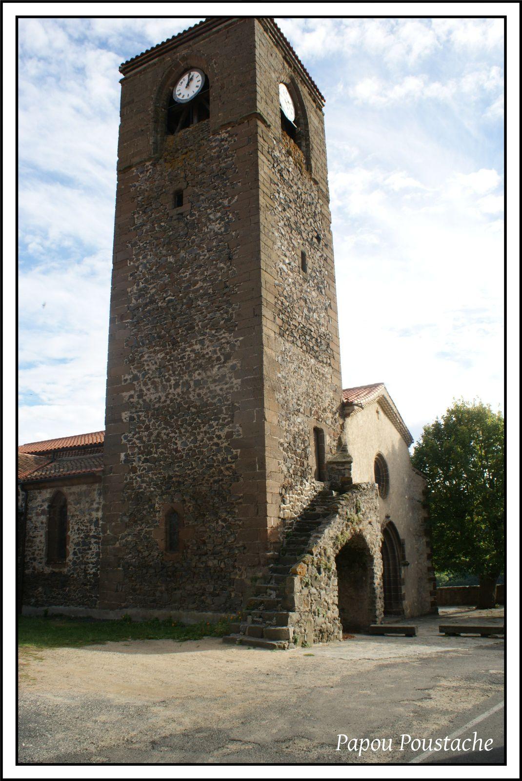 Patrimoine Auvergnat:Eglise de Chilhac