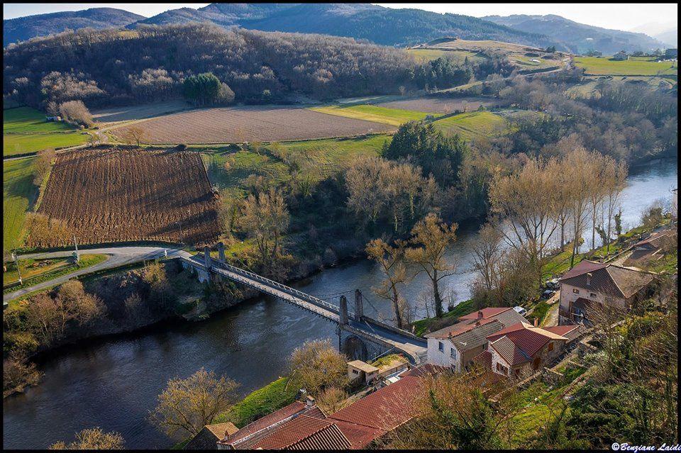 Patrimoine architectural:Le pont de chilhac