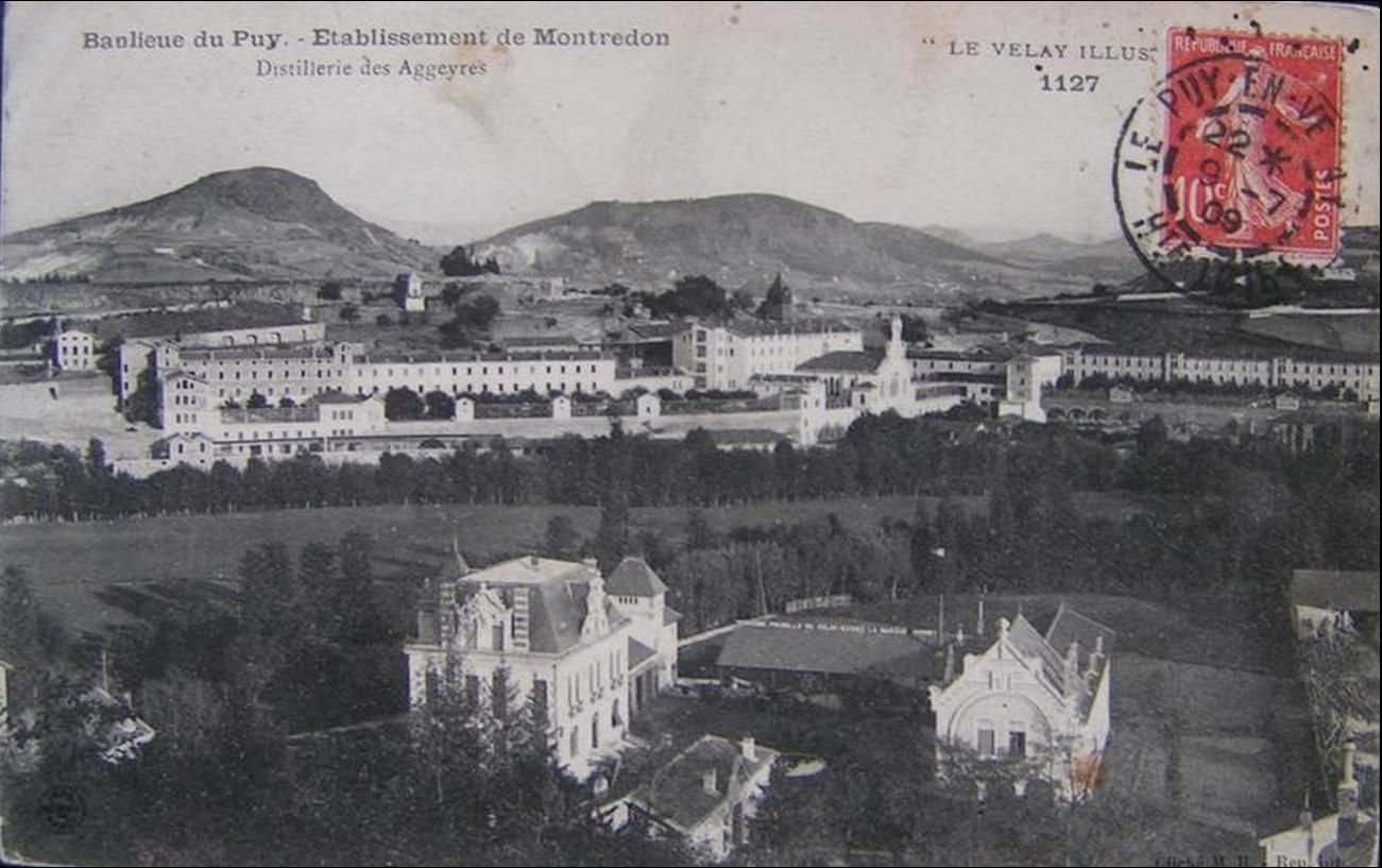 Patrimoine Auvergnat: Hopital Ste Marie au Puy en Velay
