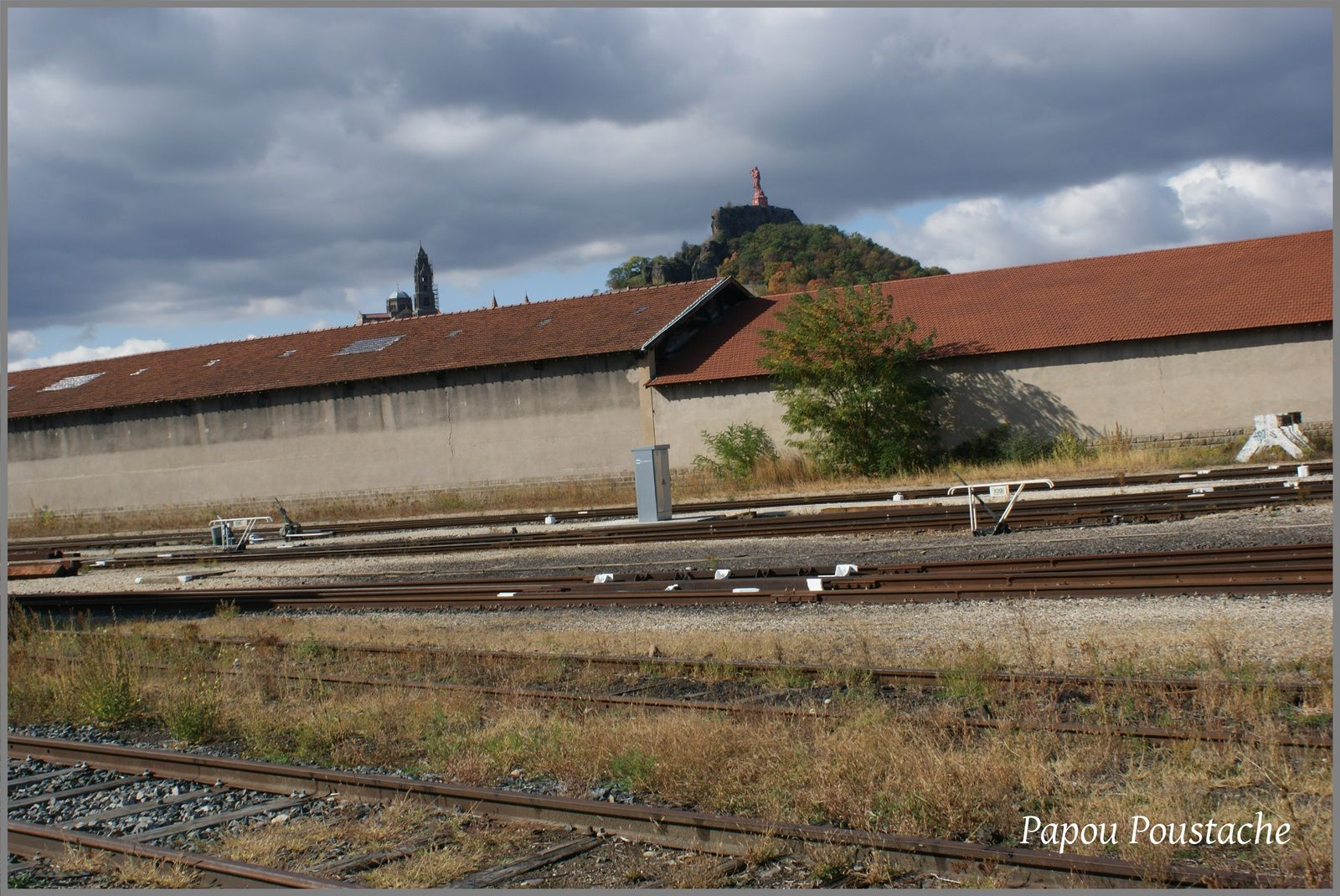 La gare en 2011
