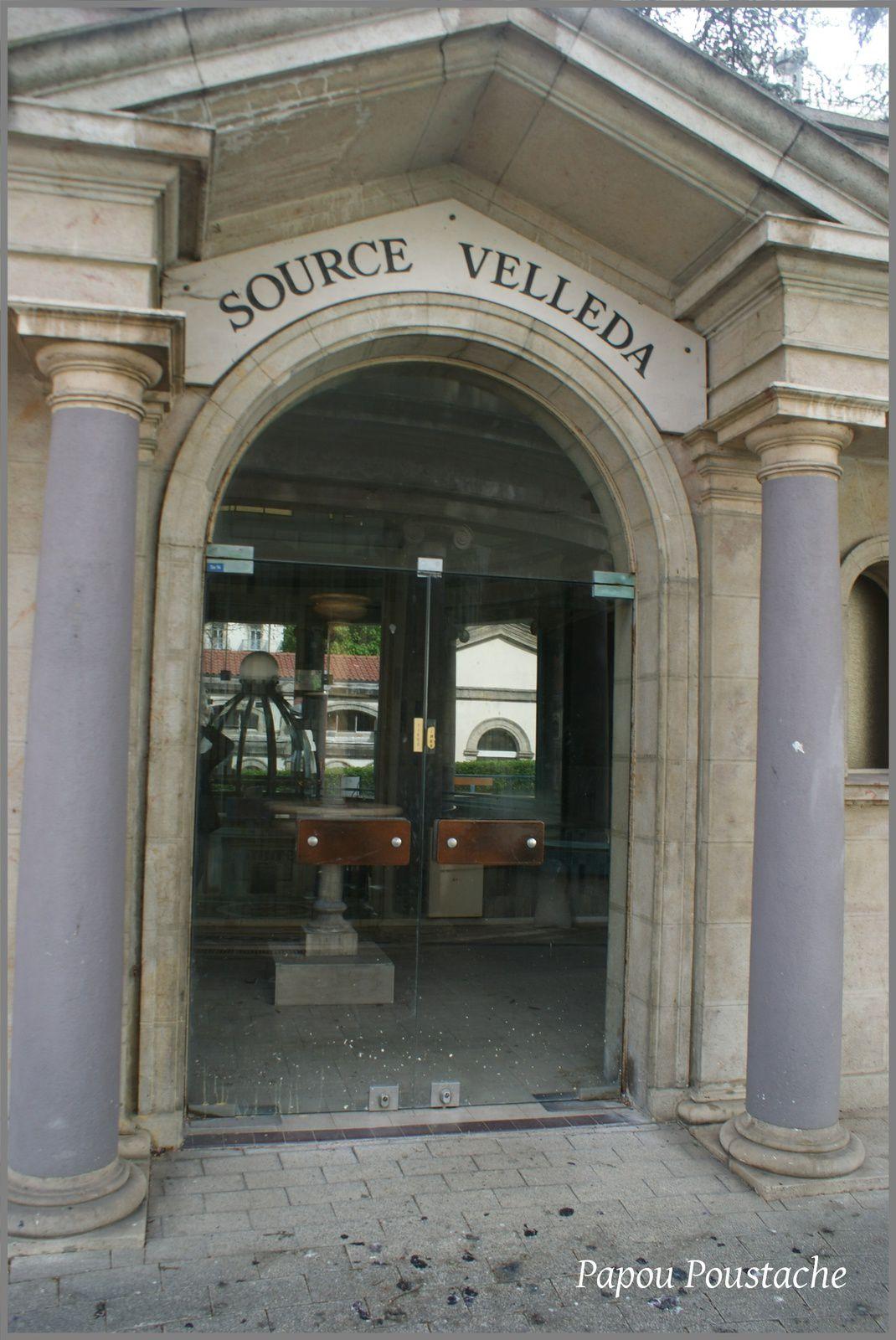 Les sources d'Auvergne: Velleda à Royat