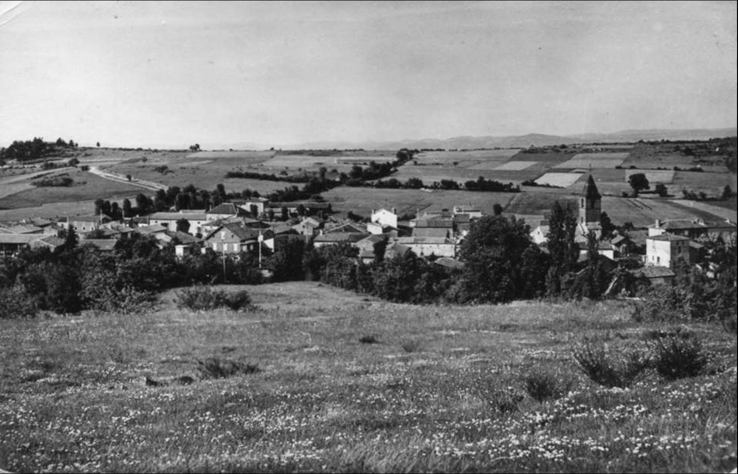 Les villages de Haute-Loire:Espalem