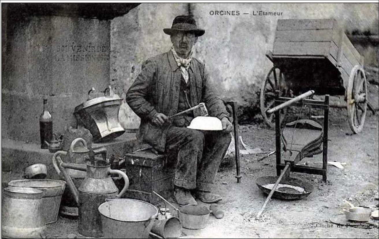 C'était l'Auvergne:Orcines en cartes postales anciennes