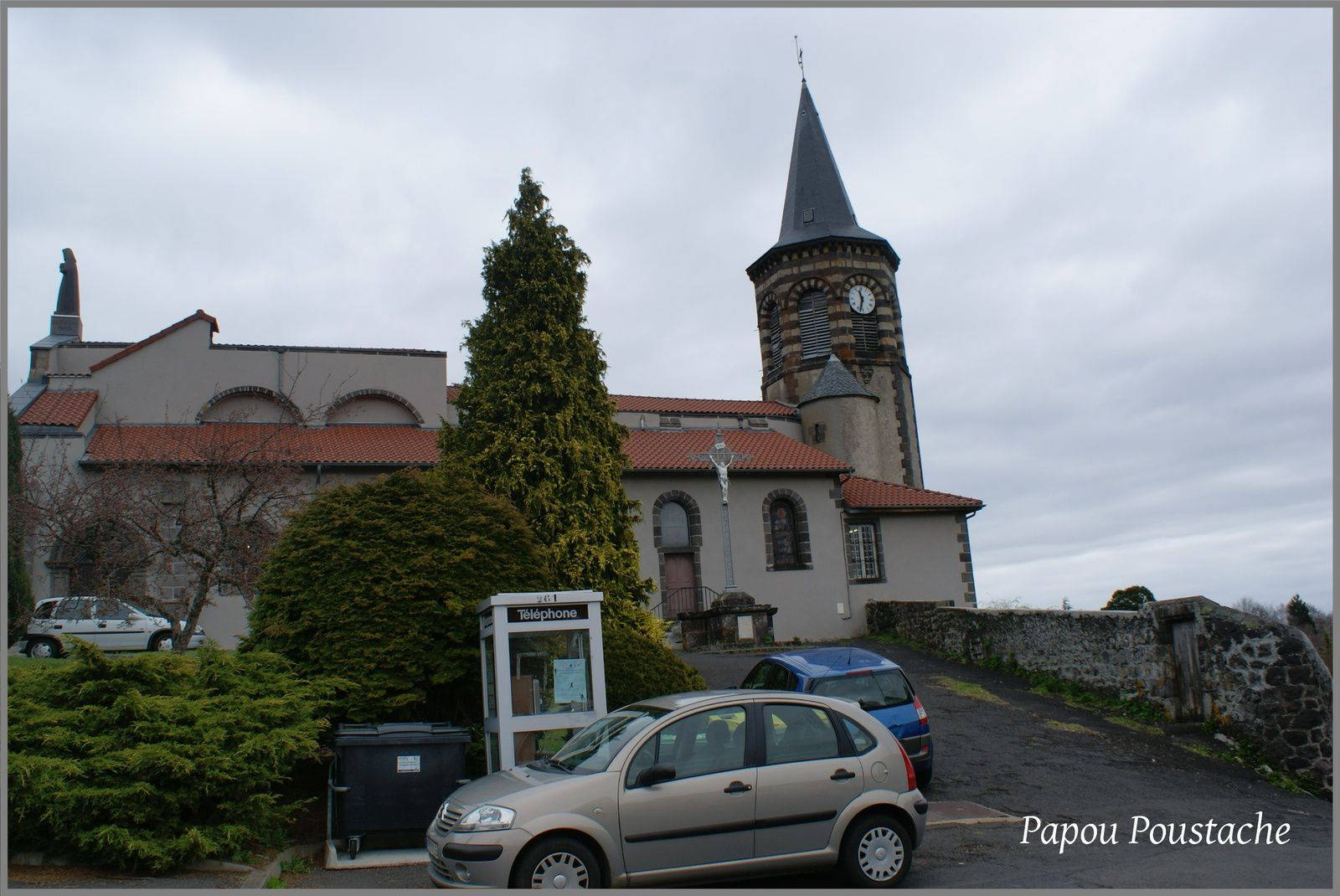 Eglise d'Orcines