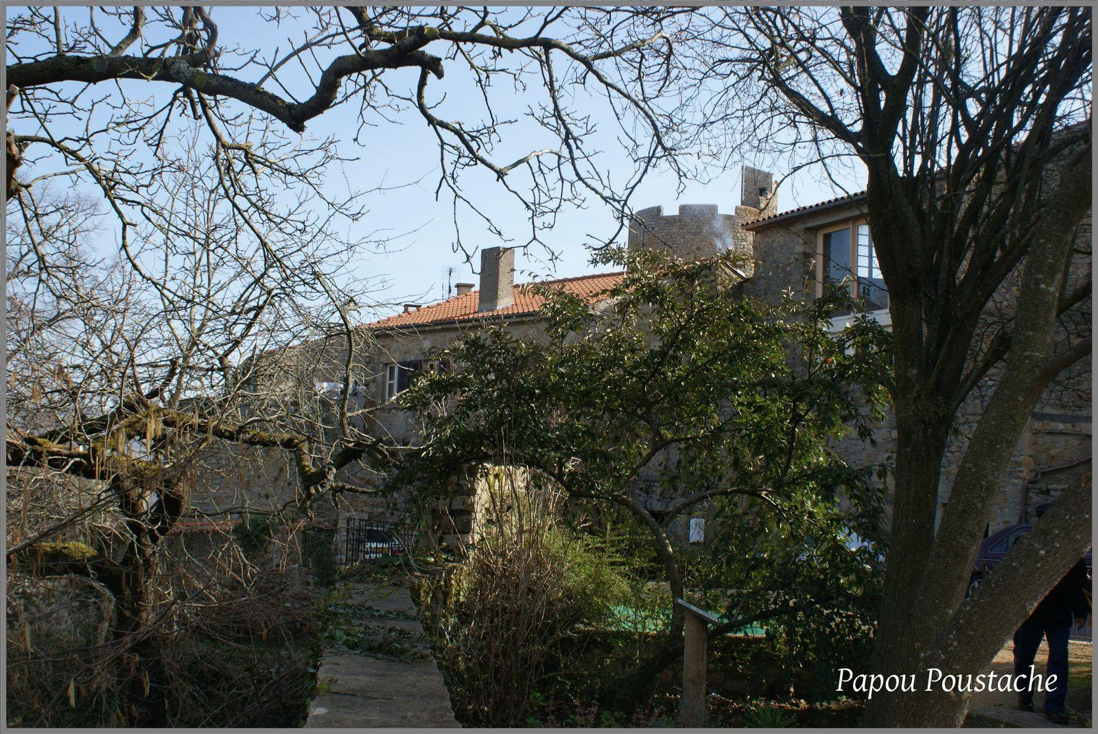 Montpeyroux classé dans les plus beaux village de France