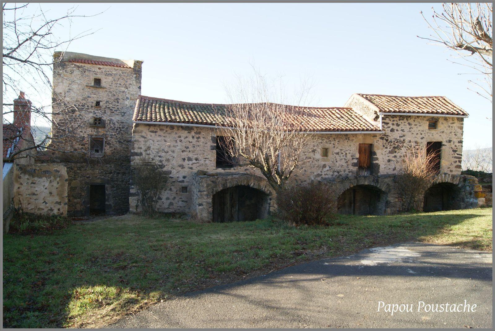 Patrimoine Auvergnat:Le château de Chalus