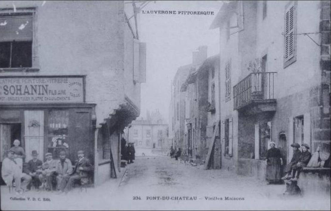 Il était une fois l'Auvergne:Pont du Château
