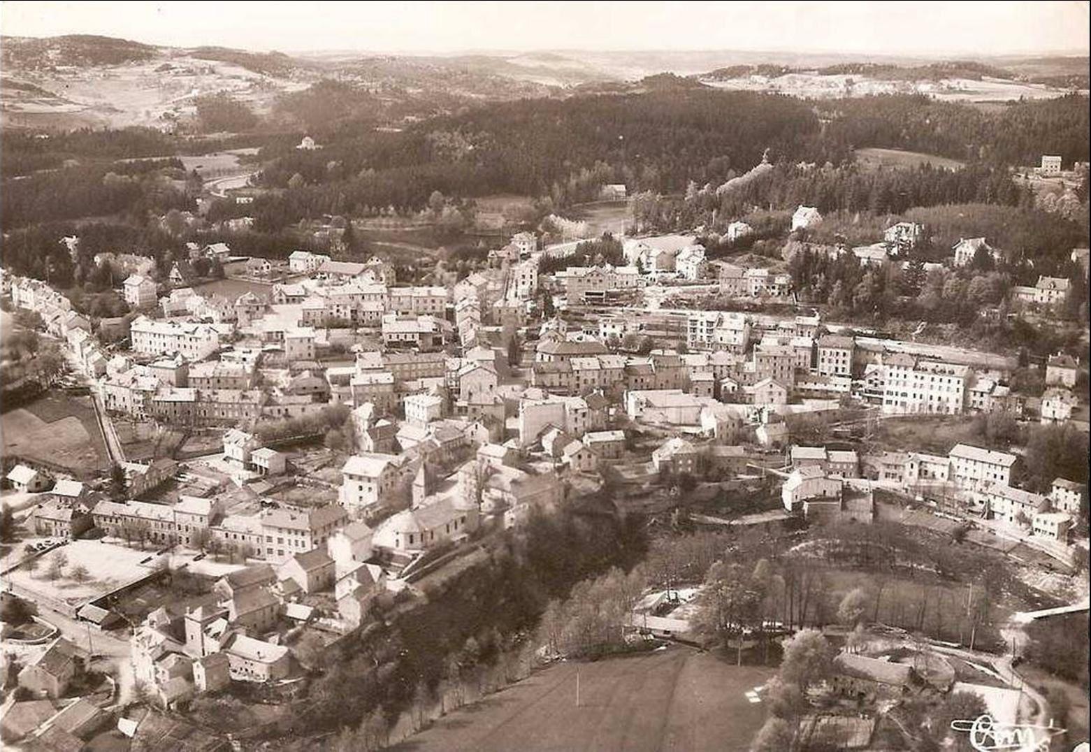 Les villages de Haute-Loire:Le Chambon sur Lignon