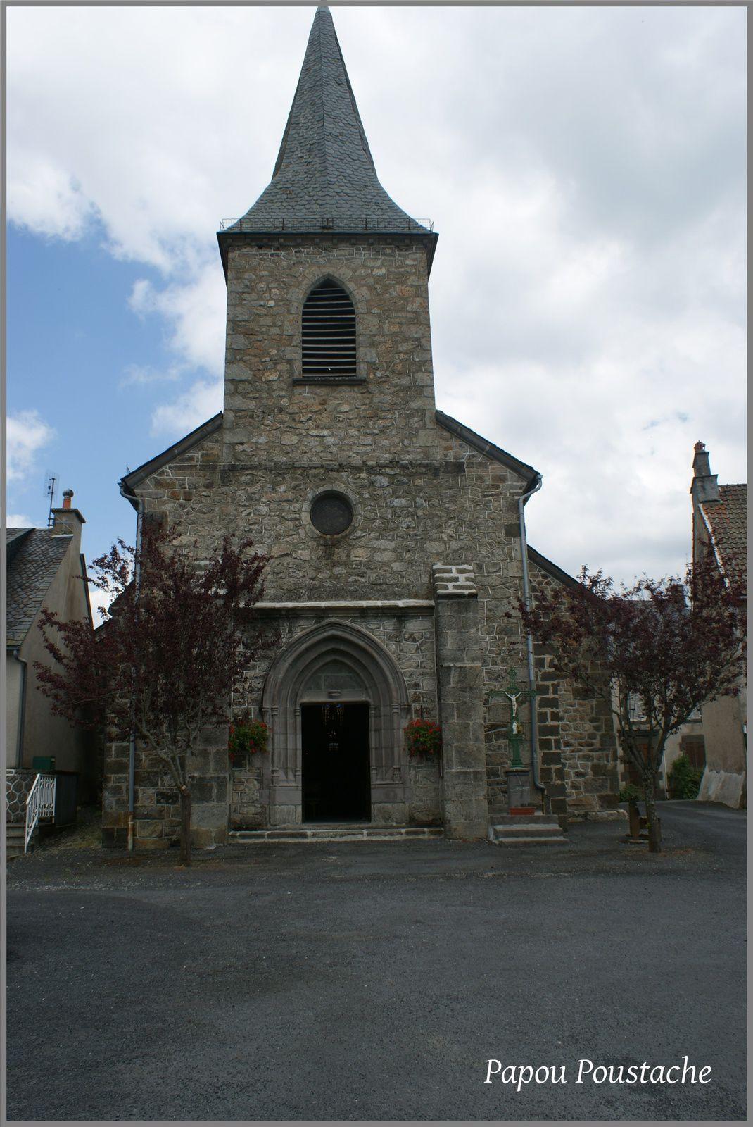 Eglise de Ségur les Villas