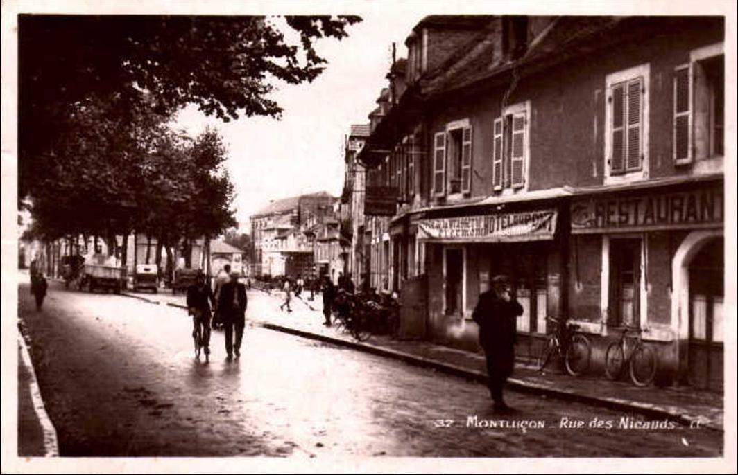 Le Solex était roi à Montluçon