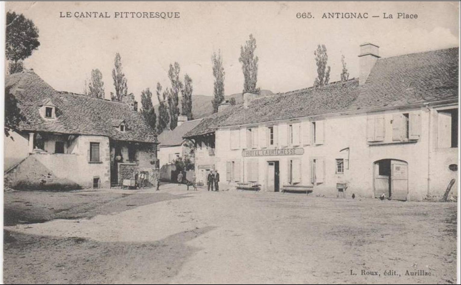 Il était une fois :Antignac Cantal