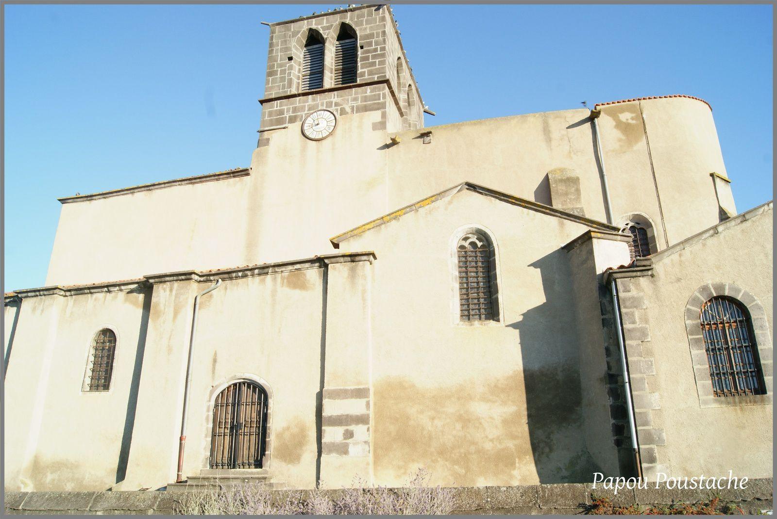 Eglise de st Bonnet près de Riom