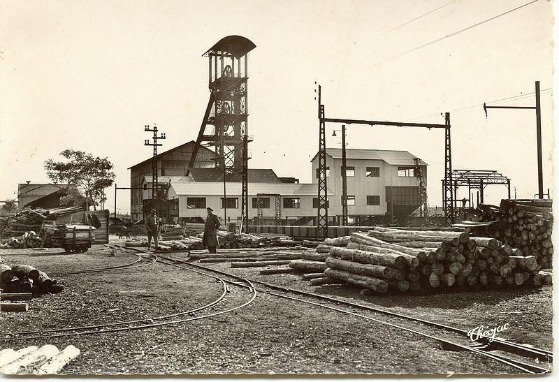 Photos des mines du bassin de Brassac