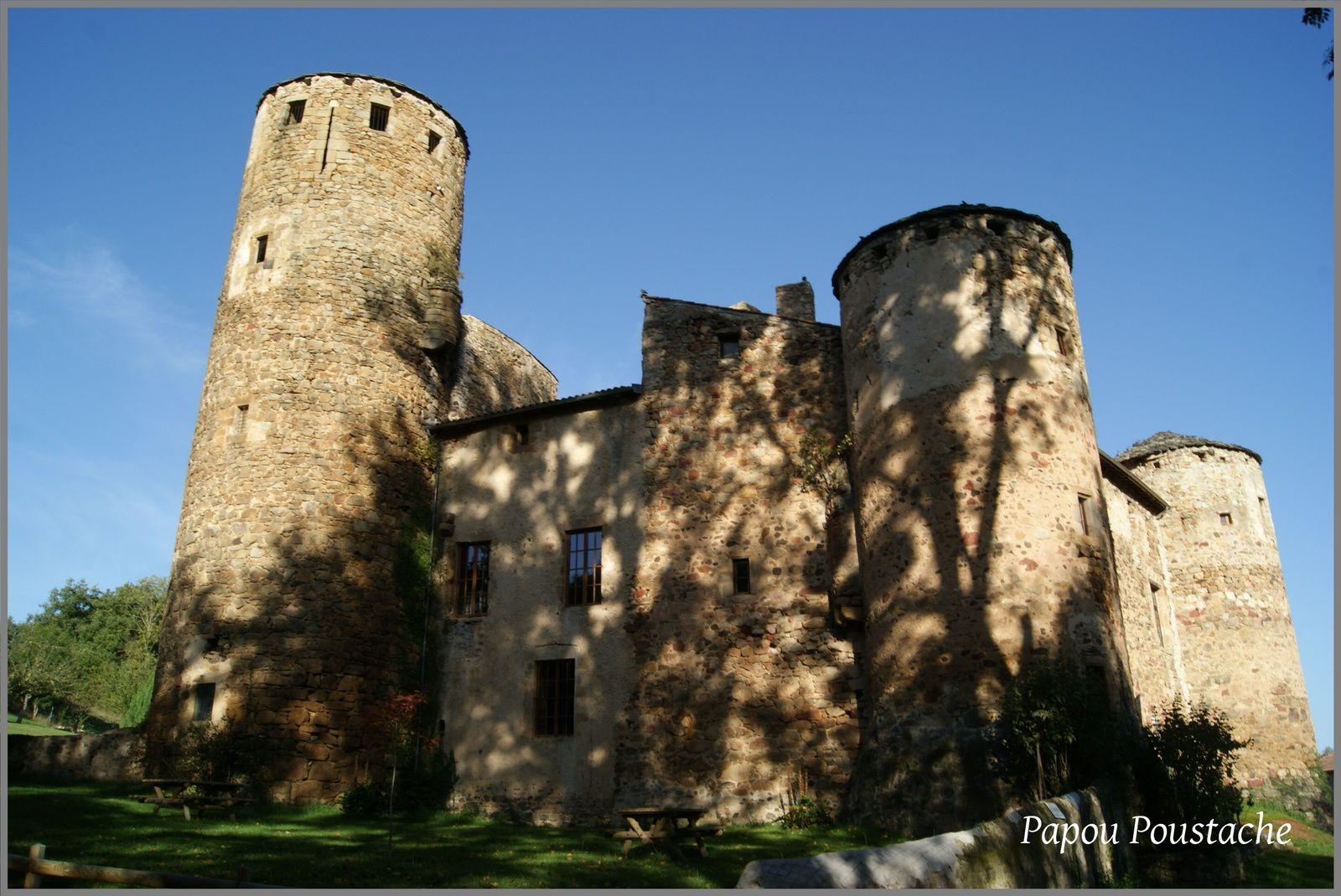 Les villages du Puy de Dome:St Gervazy